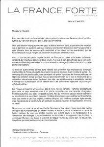 Réponse de Nicolas SARKOZY à François BAYROU dans Infos nationales Sarkozy-1-212x300